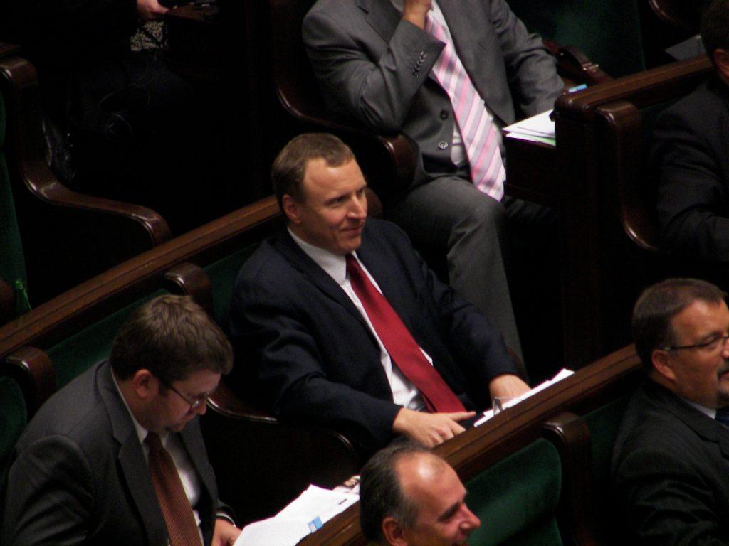 Piotr VaGla Waglowski - Jacek Kurski